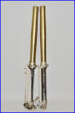 2004 Yamaha YZ250F YZF 250 Front Forks Suspesnion Springs Tubes