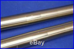 2005 05 YZ250 YZ 250 Front Forks Suspension Damper Leg Chrome Tube Cushion