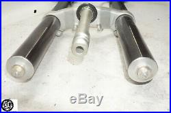 2005 05 Yamaha Yzf R6 Front End Fork Tube Suspension Straight