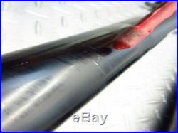 2006 04-06 Yamaha R1 YZFR1 OEM Fork Tubes Front Suspension Legs BENT