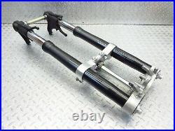 2007 04-14 Yamaha Roadstar Warrior XV1700 Front Fork Tubes Triple Tree