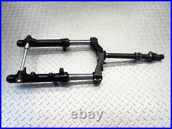 2007 06 07 Yamaha Cp250 Morpheus Cp 250 Oem Front Forks Tubes Triple Tree Lower