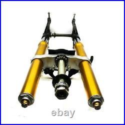2007 06 07 Yamaha YZFR6R YZFR6 R6R OEM Fork Tubes Front Suspension Tree Set AXLE