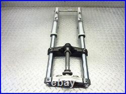 2007 07-10 Yamaha XVS1300A VStar 1300 Tourer Fork Tubes Suspension Triple Tree
