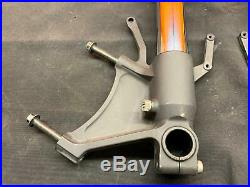 2007 2008 Yamaha YZF-R1 Forks Front Suspension Fork Tubes Legs STRAIGHT