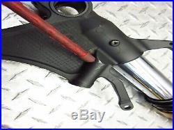 2008 07 08 Yamaha R1 YZFR1 OEM Fork Tubes Front Suspension Legs