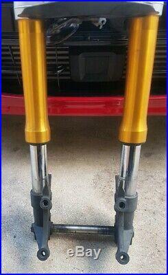 2008 09 10 11 13 14 16 yamaha yzfr6 r6r front suspension fork tubes upper lower