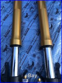2008-2016 Yamaha R6 Front Forks Suspension Tubes