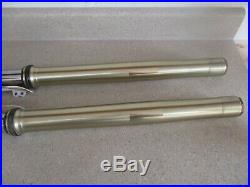 2008 Yamaha Yz250f Kyb Front Forks, Fork Tubes, Oem, Mx35