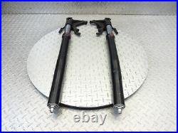 2012 09-14 Yamaha YZFR1 YZF R1 Front Fork Tubes Bent Suspension