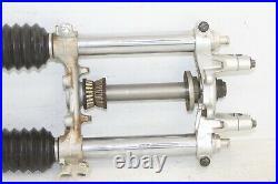 2012 Yamaha TTR 125 Fork Tubes Front Suspension Triple Clamps
