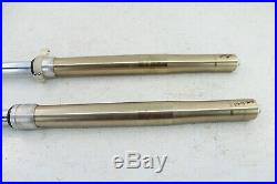 2012 Yamaha YZ85 Fork Tubes Front Suspension
