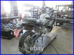 2013 12 13 Yamaha XT1200Z Super Tenere OEM Left Fork Tube Suspension Leg BENT