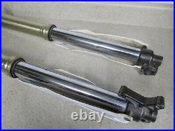 2013 YAMAHA YZ450 48MM KYB SSS FRONT FORKS With CLAMPS FORK TUBES, M125