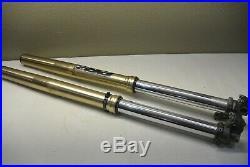2015 Yamaha YZ250F SSS Front Fork Tubes Suspension OEM, Front Forks, 15 YZ 250F