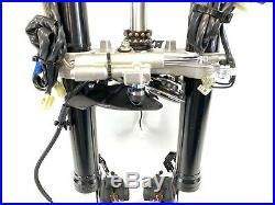 2016 Yamaha R1S OEM Complete Front End Suspension Fork Tubes Brakes! YZF R1