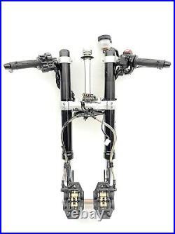 2016 Yamaha R1 R1s Oem Complete Front End Suspension Fork Tubes Brake Calipers