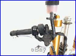 2016 Yamaha R6 OEM Complete Front End Suspension Fork Tubes Brakes Tree YZF-R6