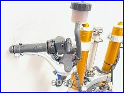 2016 Yamaha YZF R6 OEM Complete Front End Suspension Fork Tubes Brake Calipers