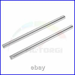 2xNEW Pipes Fork Bars Inner Tubes For YAMAHA XJ900S Diversion 1995-2002 41x618mm