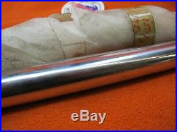 2x Original Yamaha RD250 RD350 72-75 Gabelstandrohr Fork Tube NOS 351-23124-50