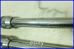 72 Yamaha DS7 DS 7 RD 250 RD250 front forks fork tubes shocks right left
