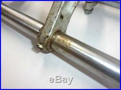 74 Yamaha Ty80 Ty 80 Oem Front Forks Tubes Dampers