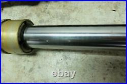 76 Yamaha YZ 175 YZ175 front forks fork tubes shocks right left