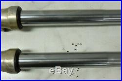 86 Yamaha FJ 1200 FJ1200 front forks fork tubes shocks right left