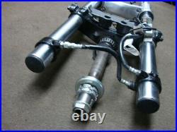 86 Yamaha Xvz1300 Xvz13 Venture Fork Set, Tubes, Suspension, Straight! #ua8