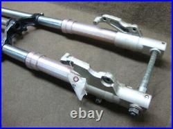 95 Yamaha Yzf600 Yzf600r Thundercat Fork Set, Tubes, Suspension, Straight! #un1