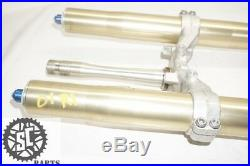 98 99 00 01 Yamaha Yzf R1 Front End Fork Tube Suspension Oem Straight