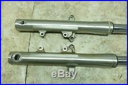 98 Yamaha XVZ 1300 XVZ1300 Royal Star front forks fork tubes shocks right left