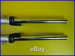 99 00 01 02 1999 2000 2001 2002 Yamaha R6 Front Forks Fork Tube Left Right Str8