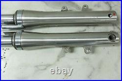 99 Yamaha XVS1100 XVS 1100 V-Star front forks fork tubes shocks right left