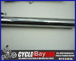 E040 2002 00 01 99-02 Yamaha YZF R6 Front Forks Tubes Shocks Legs