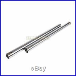 FORK PIPE FOR YAMAHA FZ6R 2009-2015 41MM Front Fork Inner Tubes x2 #371