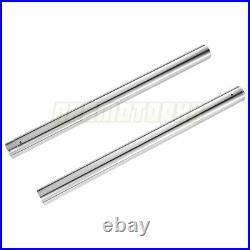 FORK PIPE FOR YAMAHA FZ6 FAZER S2 FZ6N 2007-2009 Front Fork Inner Tubes x2 #335