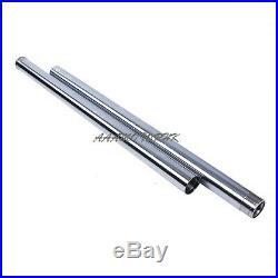 FORK PIPE FOR YAMAHA FZ6 FZ6N 2004-2007 Front Fork Inner Tubes x2 #182
