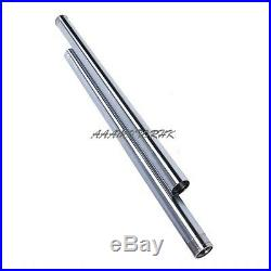 FORK PIPE FOR YAMAHA FZ6 S2 FAZER 2007 08 09 43mm Front Fork Inner Tubes x2 #335