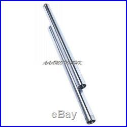 FORK PIPE FOR YAMAHA FZS600 1998 99 2000 01 02 03 Front Fork Inner Tubes x2 #156