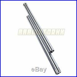 FORK PIPE FOR YAMAHA TDM900 04 05 06 07 08 09 Front Fork Inner Tubes x2 #398