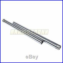 FORK PIPE FOR YAMAHA TRX850 1995 96 97 98 Front Fork Inner Tubes x2 #38