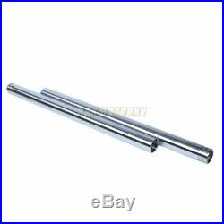 FORK PIPE FOR YAMAHA TZR250 3MA 1989 Front Fork Inner Tubes x2 #15