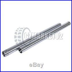 FORK PIPE FOR YAMAHA XJR1200 1994 95 96 97 98 Front Fork Inner Tubes x2 #81