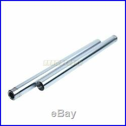 FORK PIPE FOR YAMAHA XJR1300 07 08 09 10 Front Fork Inner Tubes x2 #244