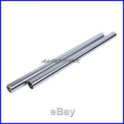 FORK PIPE FOR YAMAHA XV750 VIRAGO 81 82 83 36mm Front Fork Inner Tubes x2 #62