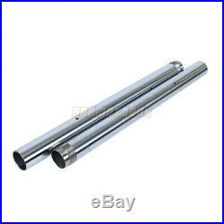 FORK PIPE FOR Yamaha FZ1 Fazer 06 07 08 09 10 Front Fork Inner Tubes x2 #241