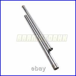 FORK PIPE FOR Yamaha YZF600R Thundercat 41mm Front Fork Inner Tubes x2 #180