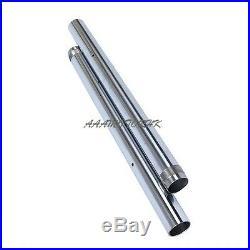 FORK PIPE FOR Yamaha YZF R1 2007 2008 Front Fork Inner Tubes x2 #289